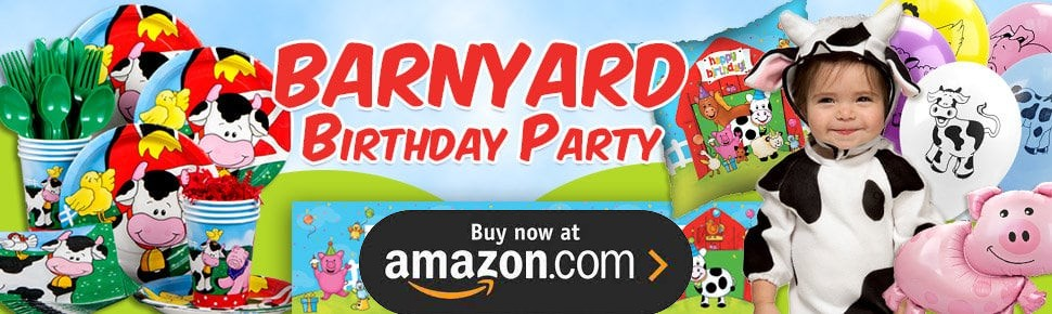 Barnyard 2nd Party Supplies