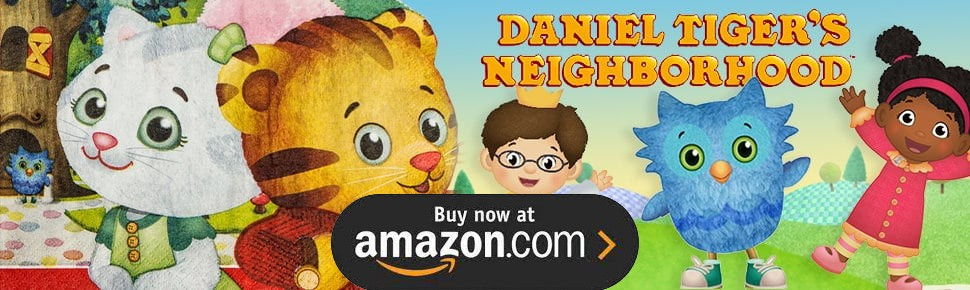 Daniel Tigers Neighborhood Personalized Party Supplies