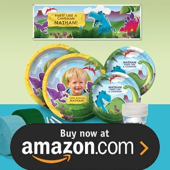 Dino Tales Party Supplies