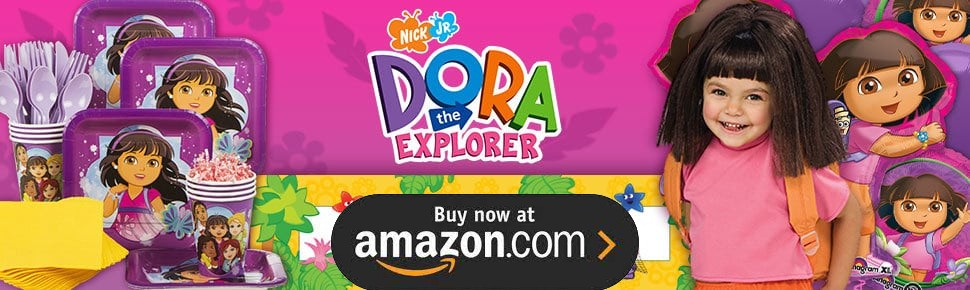 Dora Party Supplies