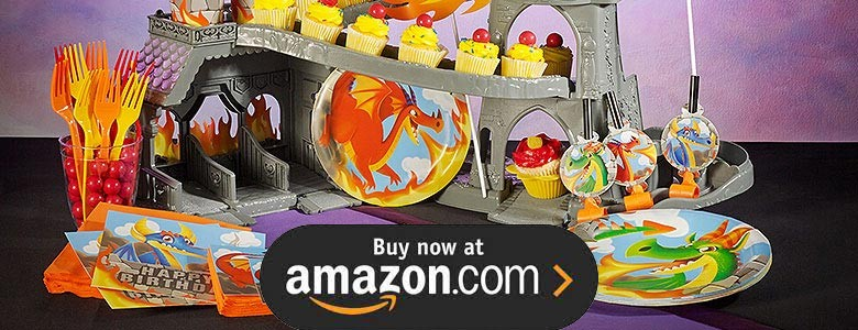 Dragons Party Supplies