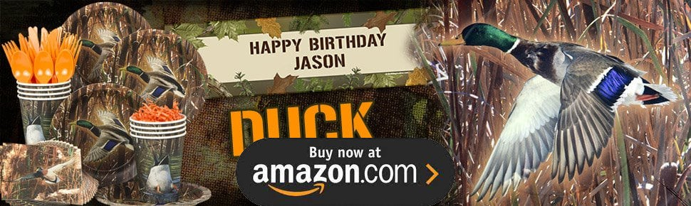 Duck Pond Party Supplies