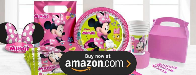 Minnies Happy Helpers Party Supplies