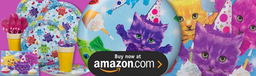 Party Cats Party Supplies