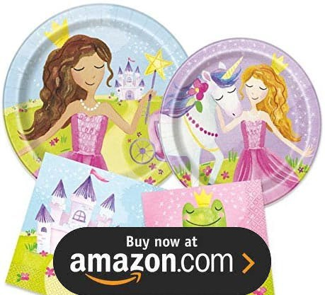 Princess Fairytale Party Supplies