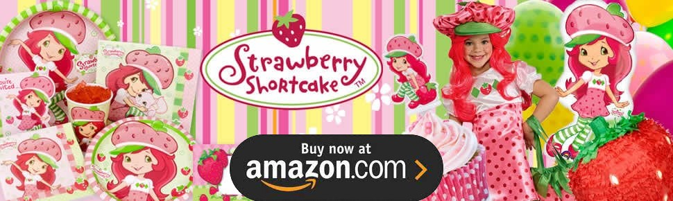 Strawberry Shortcake Party Supplies